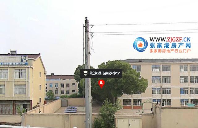 张家港南沙小学实景照片