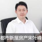 瞬息万变的房地产市场 高品质服务永恒的都市新屋:专访总经理宋叶峰