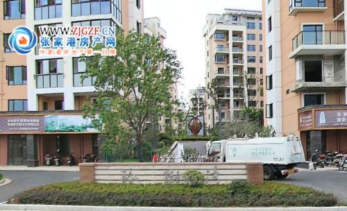 张家港玲珑湾小区照片