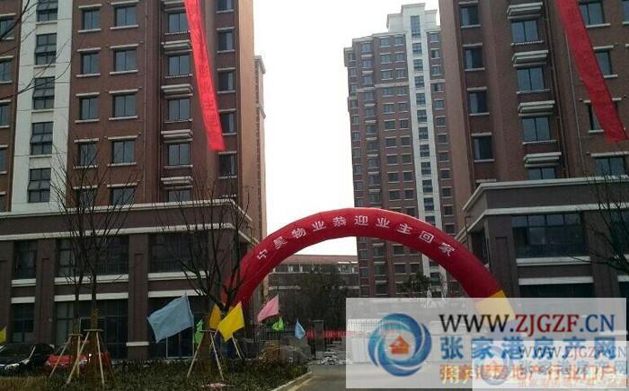 张家港前溪锦苑小区照片