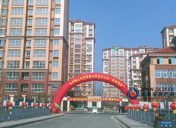 张家港丽新花苑小区照片