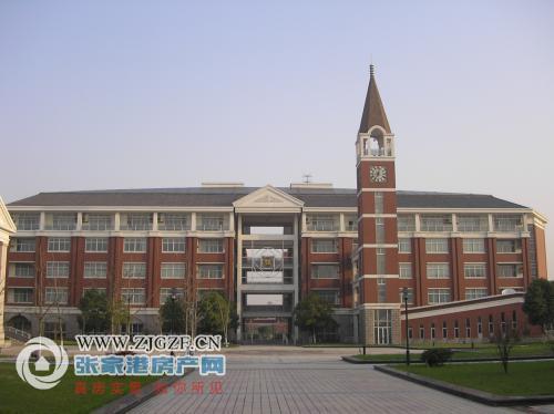 张家港第二中学(北校区)图片