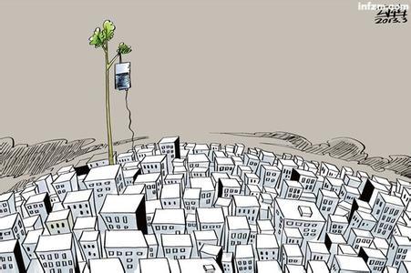 房地产崩盘论危言耸听 三 四线城市风险屡被提及