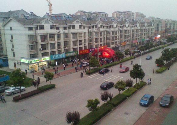 张家港锦绣金港小区照片