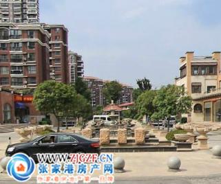 张家港帝景豪园小区照片