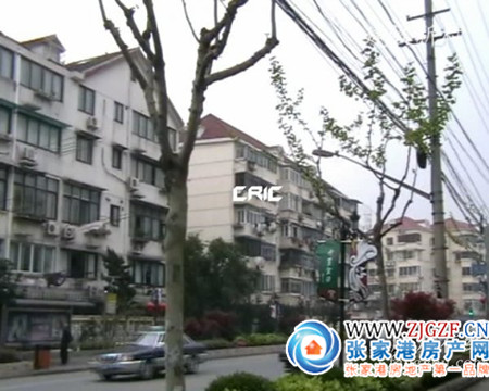 张家港塘桥建设新村小区照片