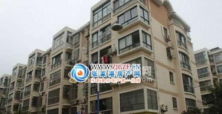 张家港塘桥城建新村小区照片