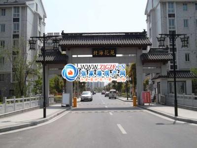 张家港北海花苑小区照片