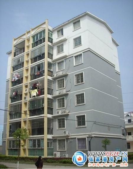 塘市河南公寓小区照片