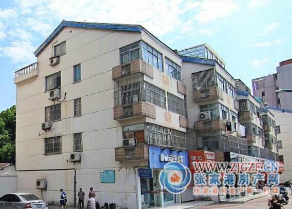 张家港暨阳花园小区照片