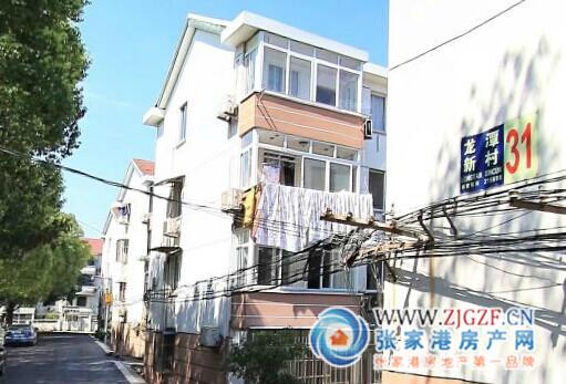 龙潭新村小区照片