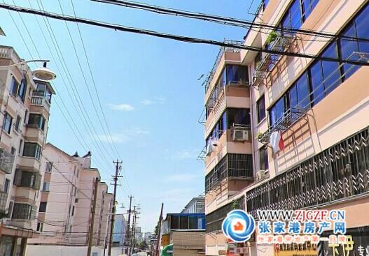 张家港城建新村小区照片
