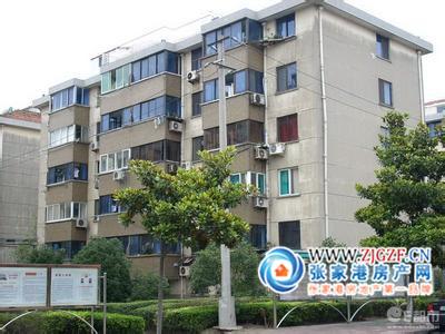 张家港城北新村小区照片