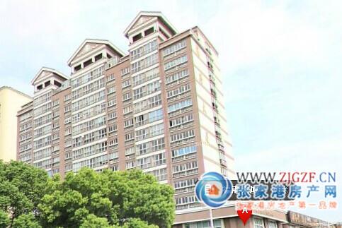 福港大厦公寓小区照片