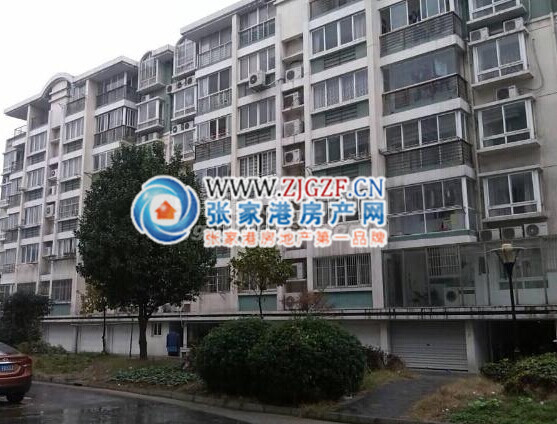 张家港明日嘉园小区照片