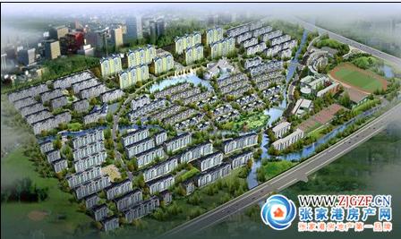 安庆花园小区照片