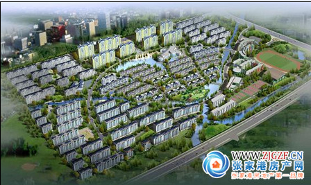 张家港安庆花园小区照片