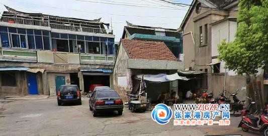 张家港横河里村小区照片
