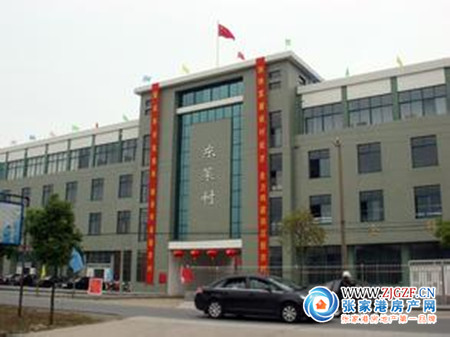 张家港东莱村小区照片