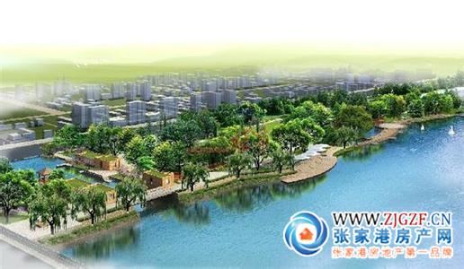 沙洲新城小区照片