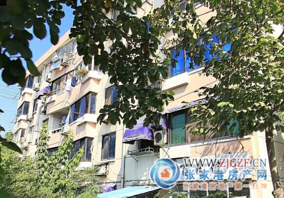 张家港花园浜三村小区照片
