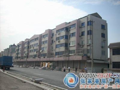 张家港花园北村小区照片