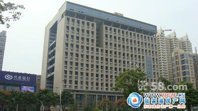 张家港天霸商务楼小区照片