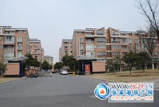 张家港悦盛二期小区