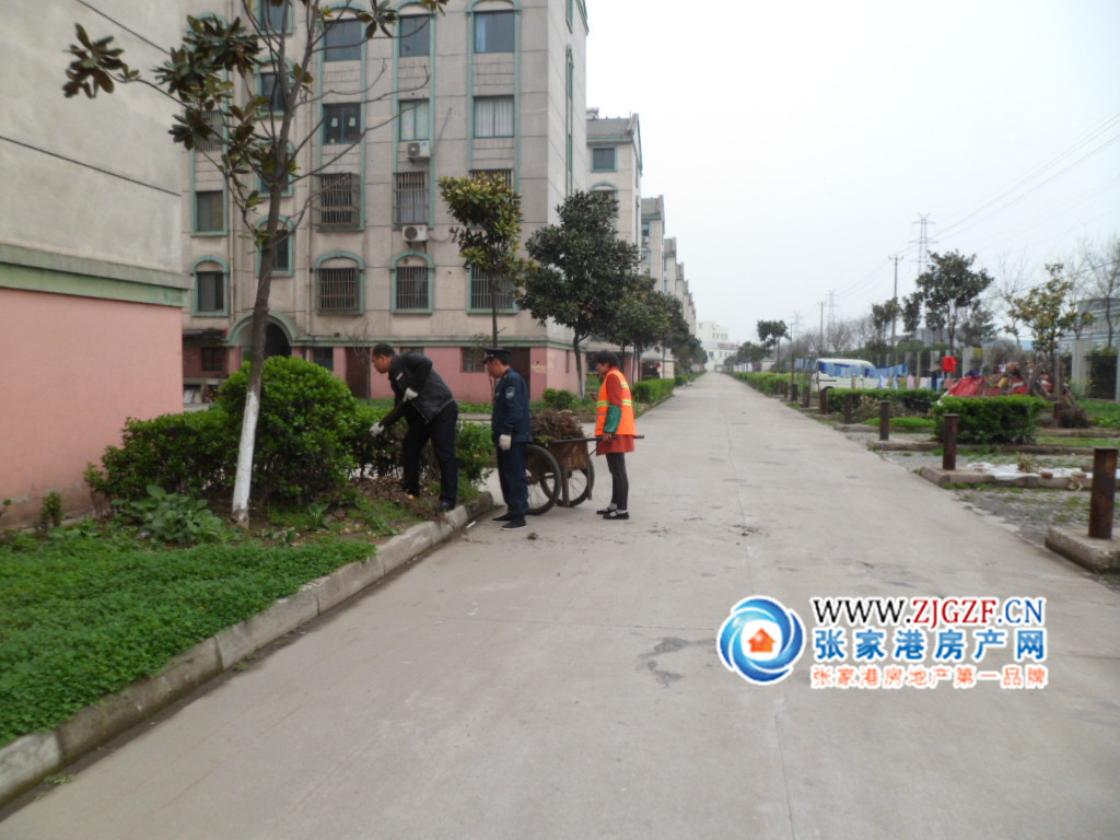 张家港向阳一村小区照片