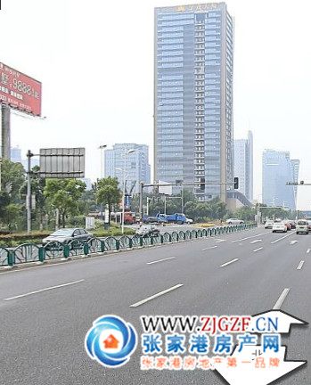 港城大道小区照片