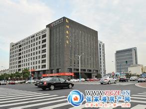 张家港新鸿基大厦小区照片