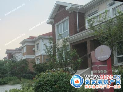 江阴龙东湖小区照片