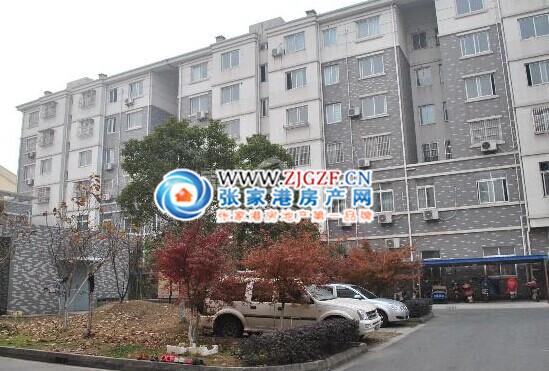 张家港东莱小区小区照片