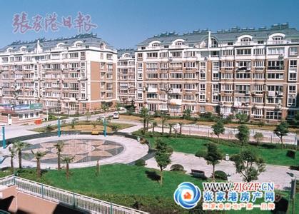 张家港锦丰新村小区照片