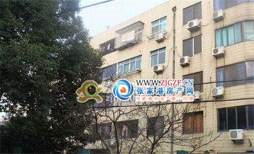 张家港中兴安定新村小区照片