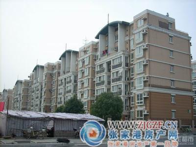 张家港今日新城小区照片