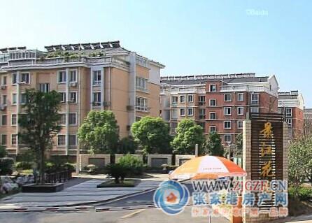 张家港景江花园小区照片