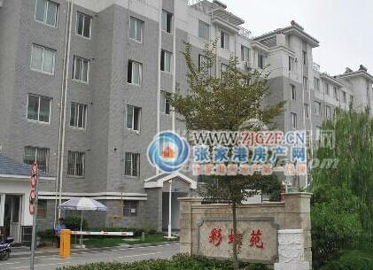 张家港彩虹苑小区照片