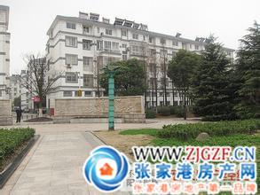 张家港金陵小区小区照片