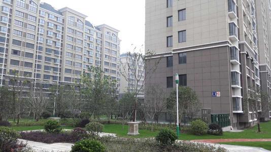 范庄花苑小区照片