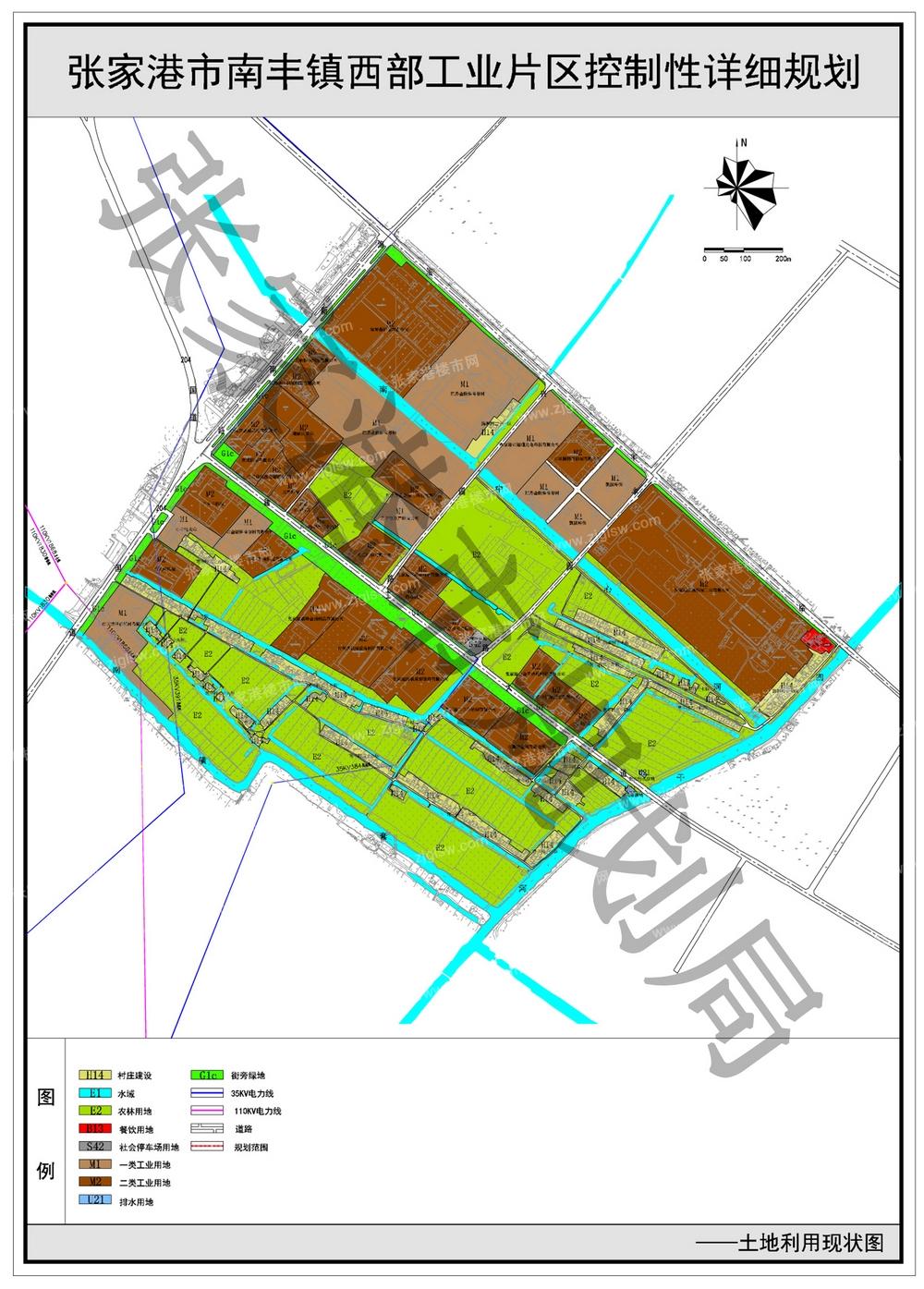 海丰路及海新南路规划道路红线宽度32米