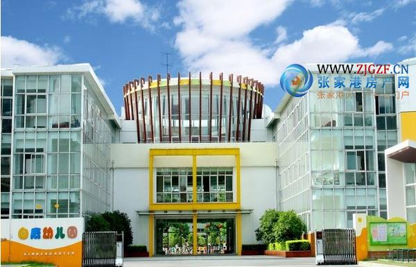张家港白鹿幼儿园实景照片