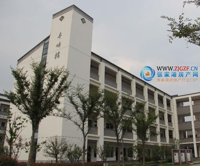 张家港塘市小学实景照片