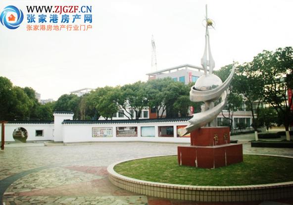 张家港新塍小学实景照片