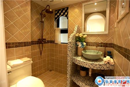 廁所 家居 設計 衛生間 衛生間裝修 裝修 450_300